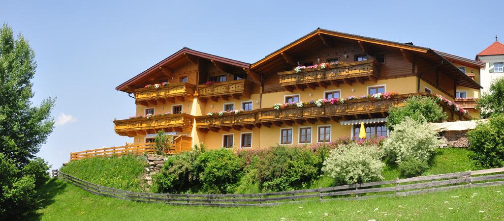 Panorama Haus Hoellwart Zimmer und Appartement Alpendorf